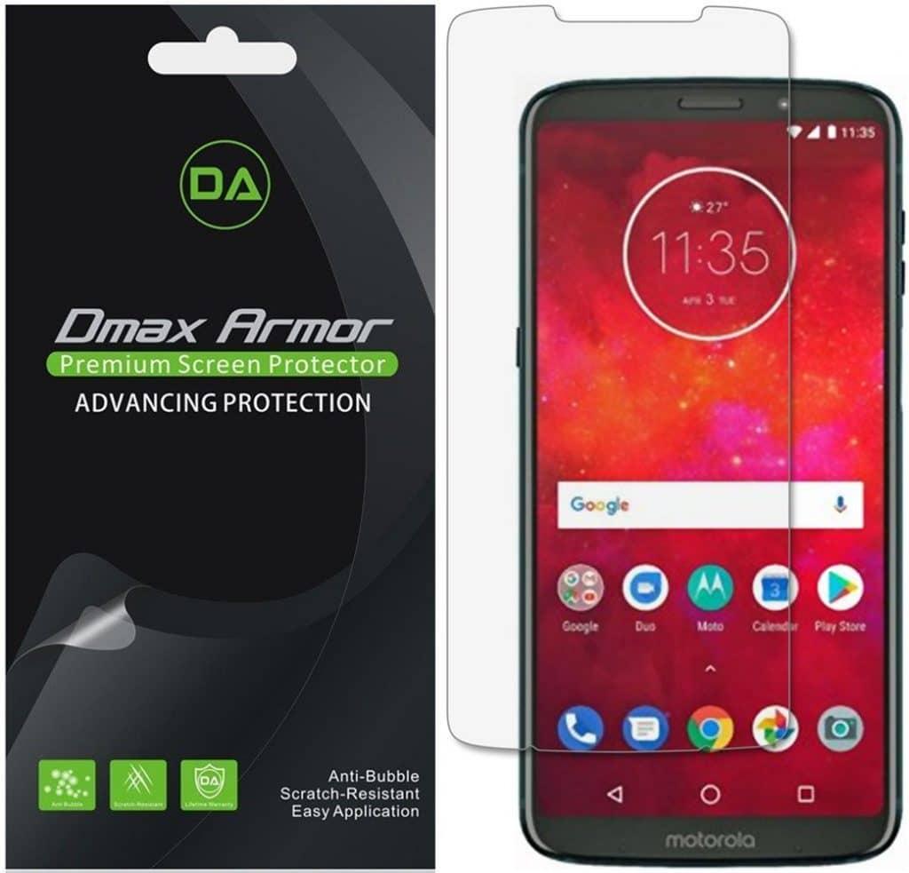 Dmax Armor