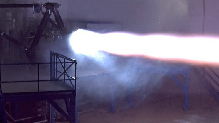 SpaceX Test Fires The Raptor Engine & Elon Is Happy About It!