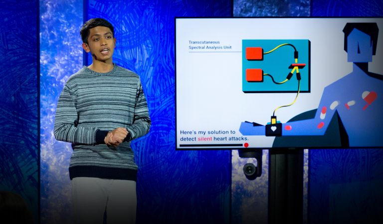 17 Year Old Teen Creates A Device That Can Detect Silent Heart Attacks