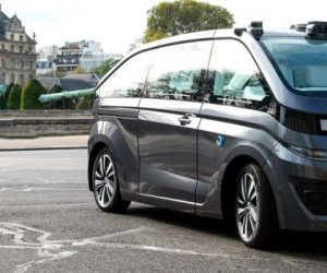 Here Comes Autonom Cab – An Autonomous Taxi!