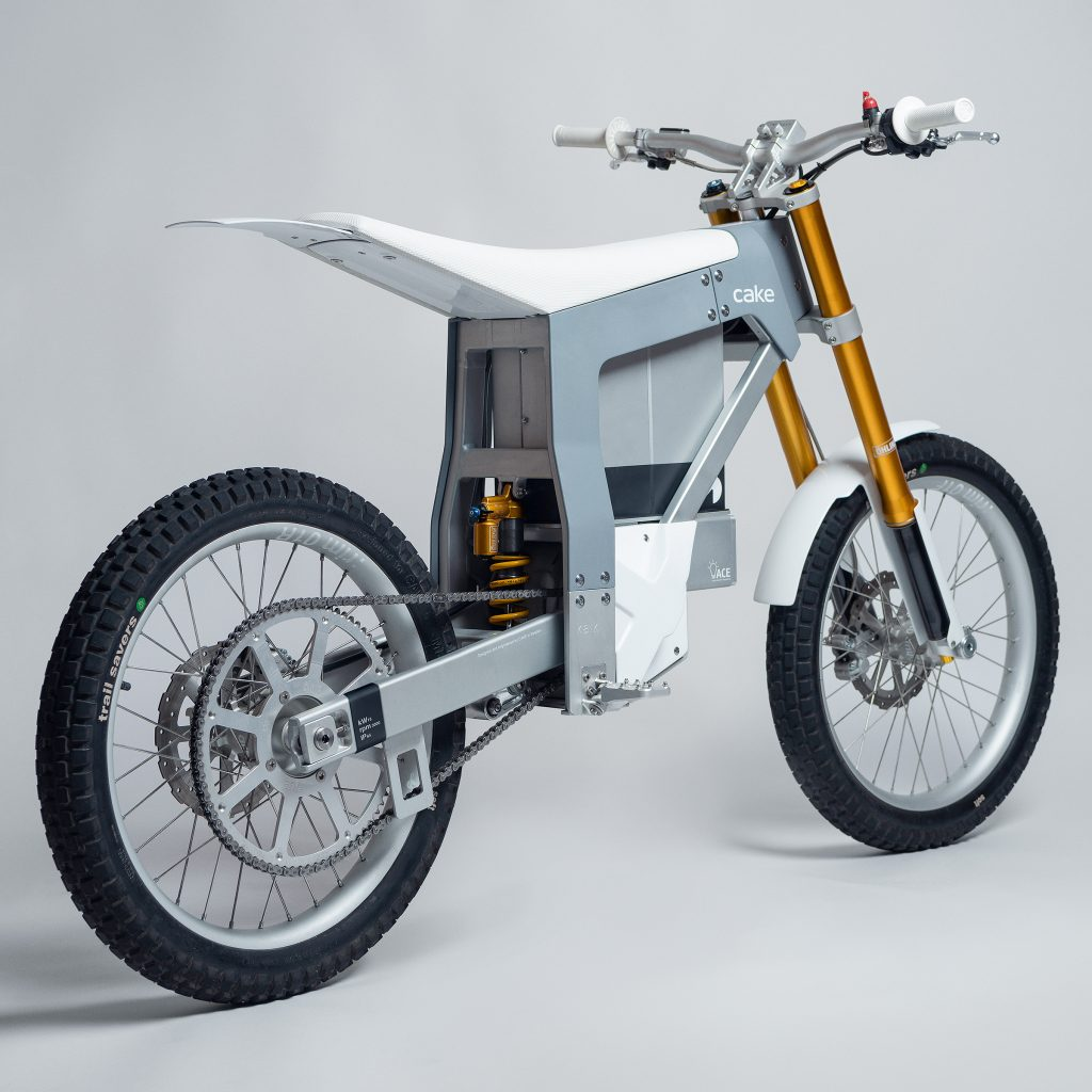 CAKE Has Unveiled The Next Bike In Kalk Production Line, Kalk&!