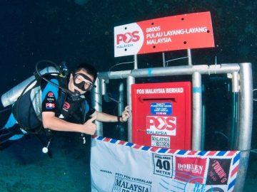 Underwater Mailboxes Around The World!