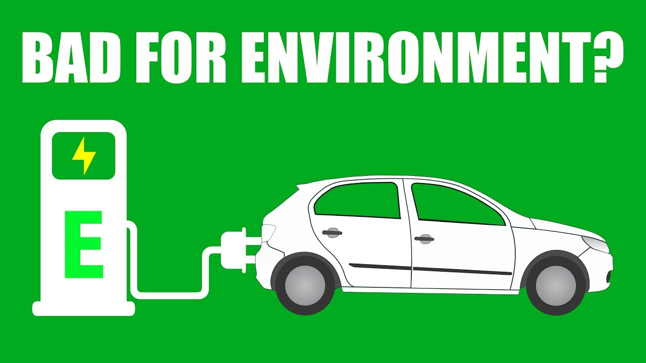 Engineering Explained Takes On The Question Of EVs & Their Environmental Impact!