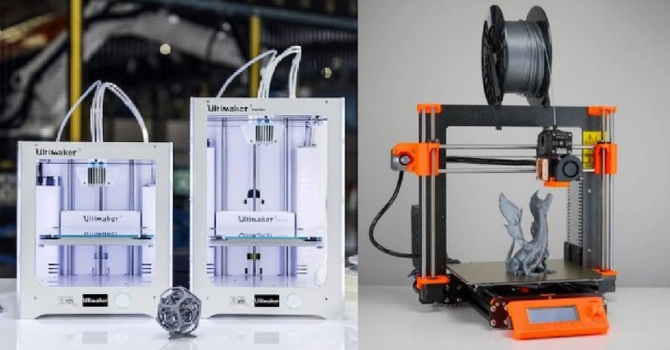 Get Best 3D Prints With These 5 3D Printers In 2019