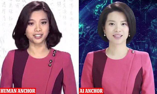 Xinhua Unveils The First Female AI News Anchor, Xin Xiaomeng!