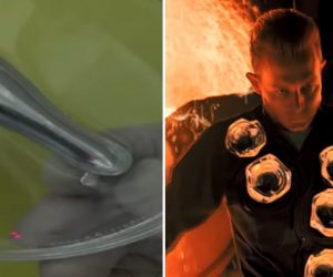 Liquid Metal Similar To The One In Terminator Has Been Developed!