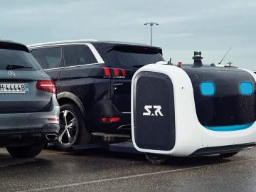 Stanley Robotics Unveiled Stan Robot That Can Park Your Cars!