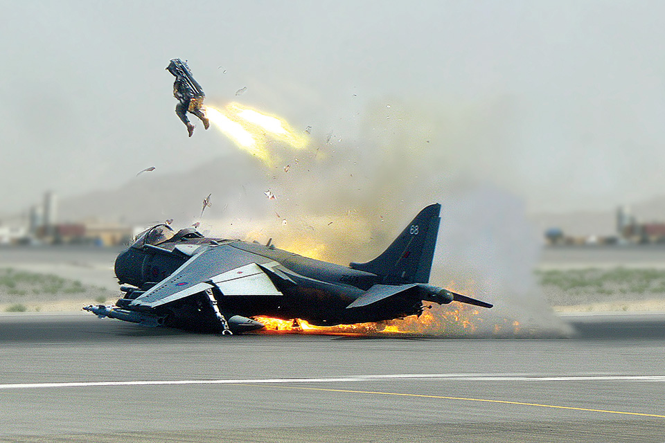 Should Commercial Aircraft Have Ejector Seats Or Not?