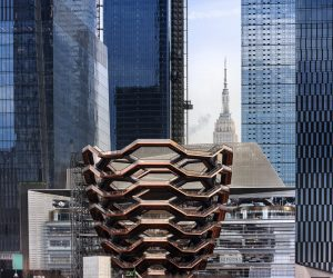Vessel, Stairway To Nowhere, Part Of Hudson Yards Has Been Completed!