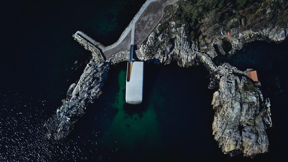 Under By Snøhetta, Europe's First Underwater Restaurant, Is Operational!