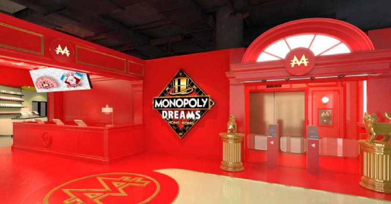 A Real Life Version Of Monopoly Is Being Built In Hong Kong