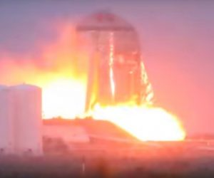 SpaceX Starhopper Had A Successful Engine Test!