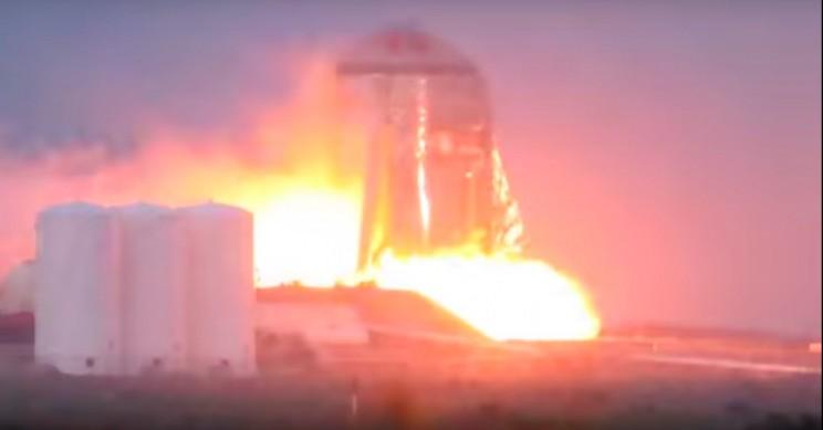 SpaceX Starhopper Had A Successful Engine Test!
