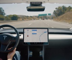 Tesla's Autopilot Update Enables Cars To Change Lanes On Their Own