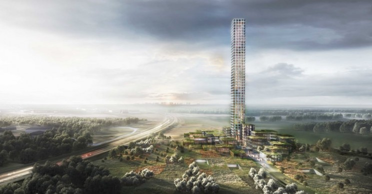 The Bestseller Tower Will Be Western Europe's Tallest Tower!