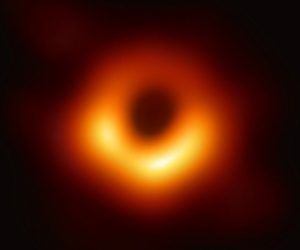 The First Image Of A Black Hole Has Been Released Thanks To EHT!