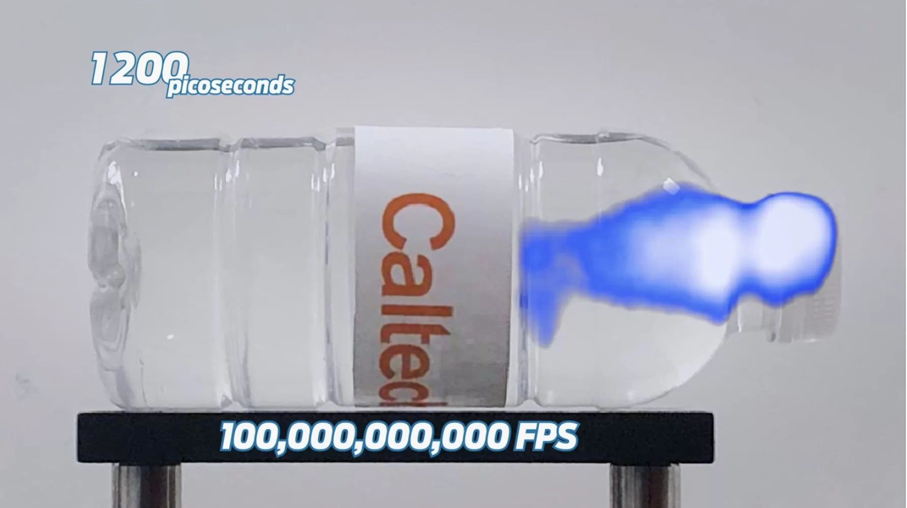 These Guys Filmed The Speed Of Light At 10 Trillion FPS!