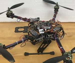 This Prototype Drone Can Fold Its Arms Like Insects!