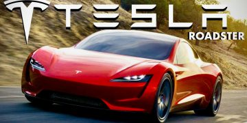 Check Out The Video Of 2020 Tesla Roadster Released By Tesla!