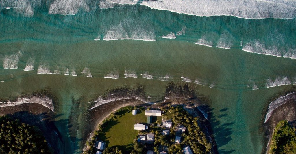 Sea Level Is Rising Dangerously And Islands Are Disappearing!