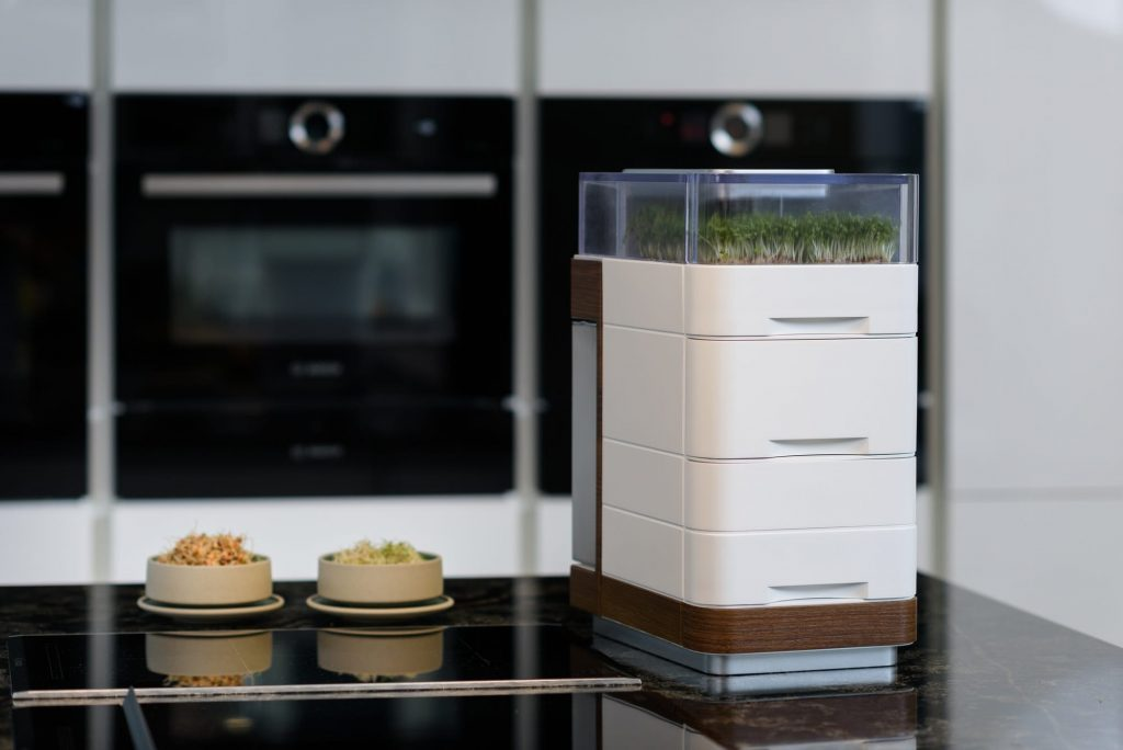 Cell One Is A Multi-Tier Indoor Garden Raising Funds On Kickstarter!