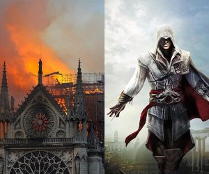 Assassin's Creed Will Be Helping In The Restoration Of Notre Dame!