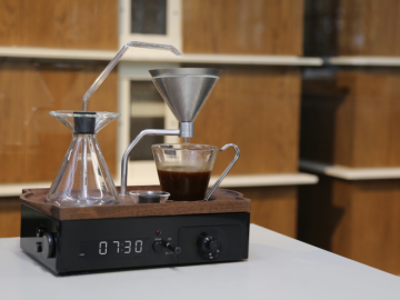 Barisieur Tea & Coffee Maker Alarm Clock Is The Only Gadget You Need!