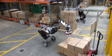 Boston Dynamics' Birdlike Robots Featured In A New Video!