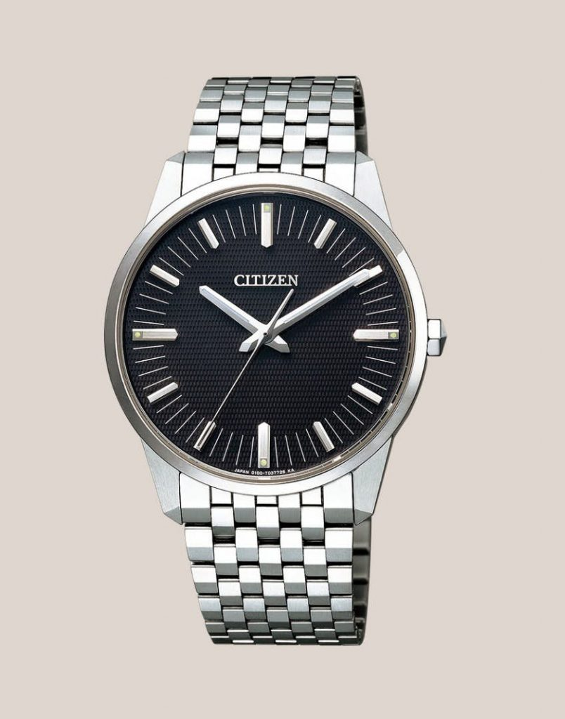 Citizen's Caliber 0100 Line Is Said To Be Most Accurate Watch