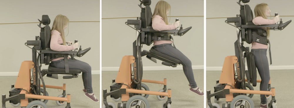 Say Hello To The AbleChair – The Modern Wheelchair!