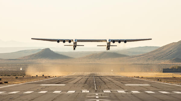 Stratolaunch Successfully Completed Its Maiden Flight On Saturday!