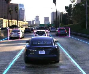 Tesla's Full Self-Driving Technology Can Be Seen In Action In This Video!