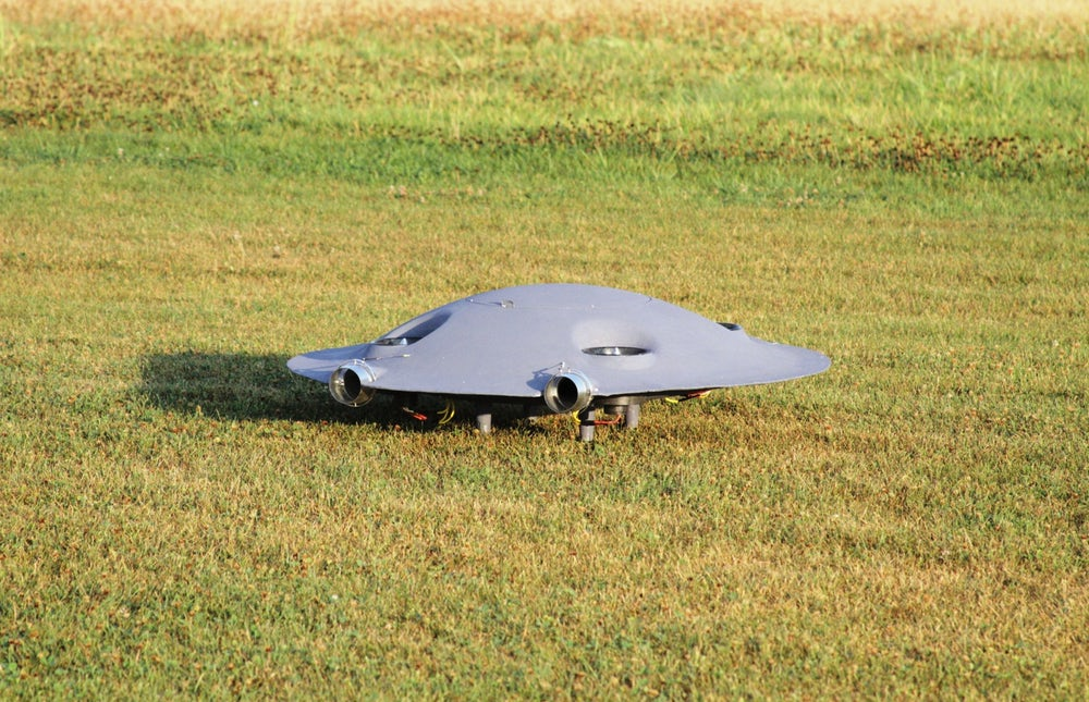ADIFO Is A Flying Saucer That Will Dominate The Airspace Soon!