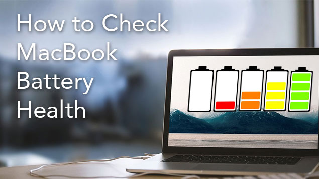 This Is How You Can Check The Health Of MacBook Battery