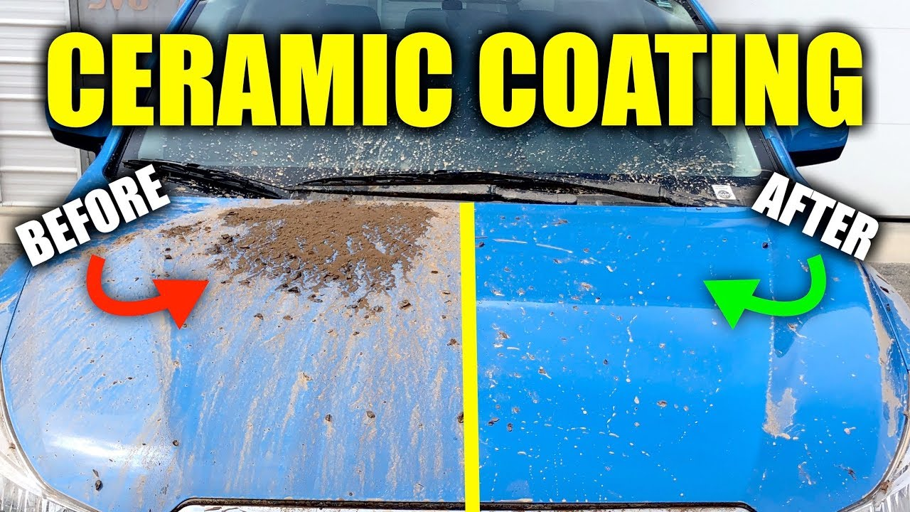 This Is The Truth About Ceramic Coatings On Cars