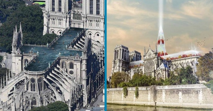 These 7 Reconstruction Ideas For Notre Dame Are Exceptional