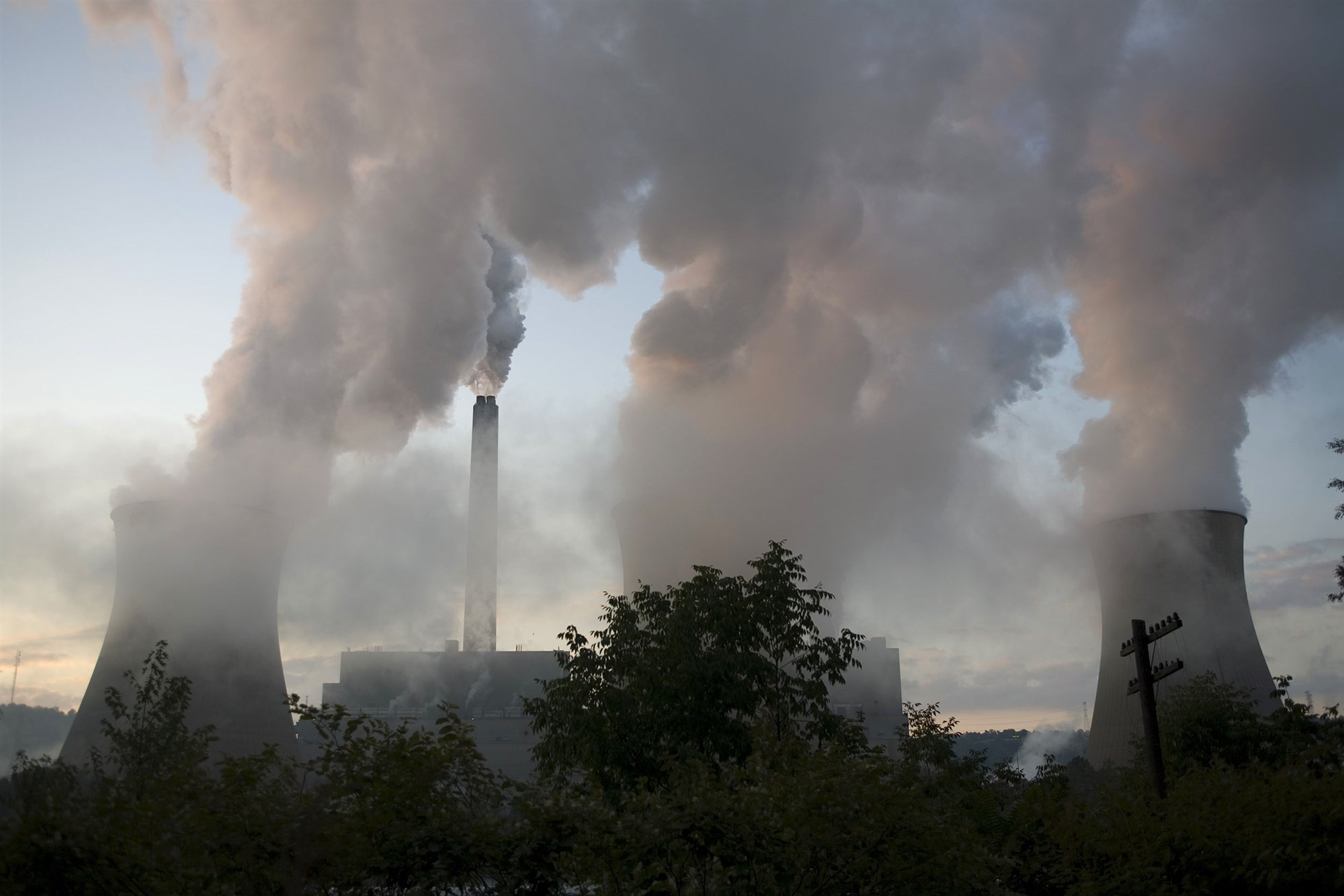 Carbon Dioxide Has Reached Concentration Levels That Are Catastrophic