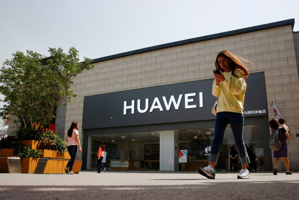 Huawei Prepares For Possibility of Losing Its American Tech Partners