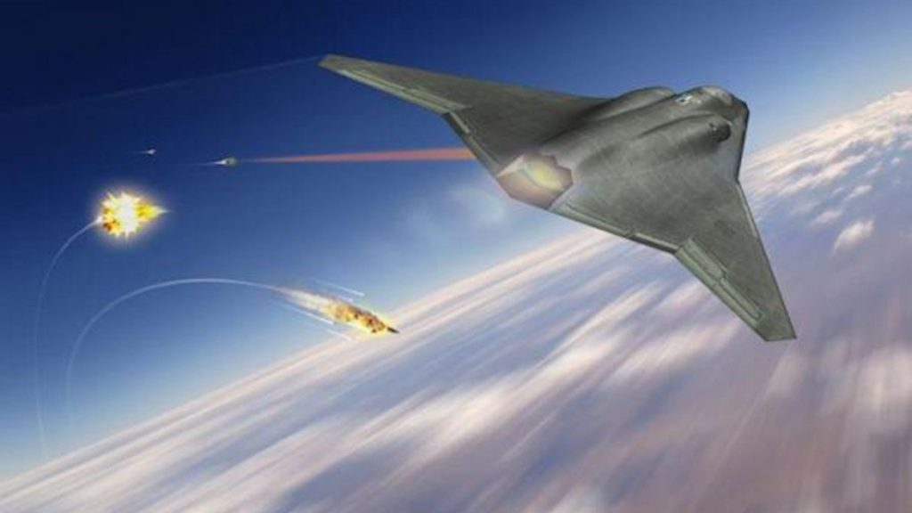 US Air Force Shot Down Multiple Missiles Using A Laser!
