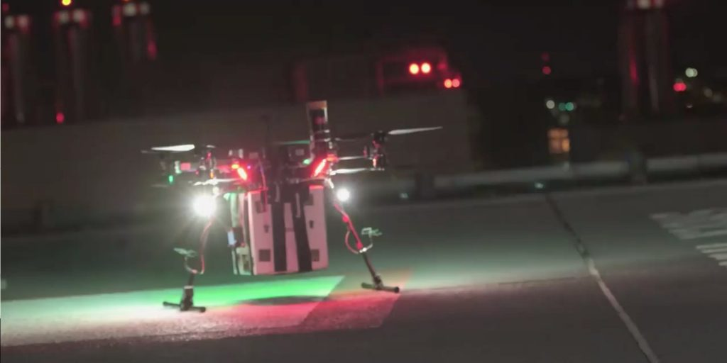 A Transplant Kidney Was Delivered Using A Drone For The First Time!