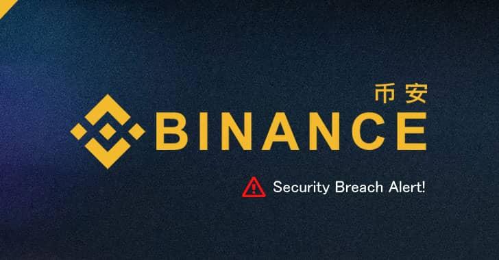 Binance Exchange Lost Bitcoins Worth $40 Million In A Theft