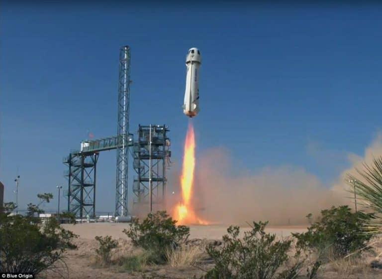 Blue Origins' New Shepard Rocket Tests Were A Success!