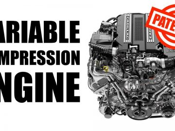 Fenske Explains The Working Of Variable Compression Engine From GM!