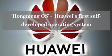 Huawei Has Developed Its Own OS By The Name Of Hongmeng