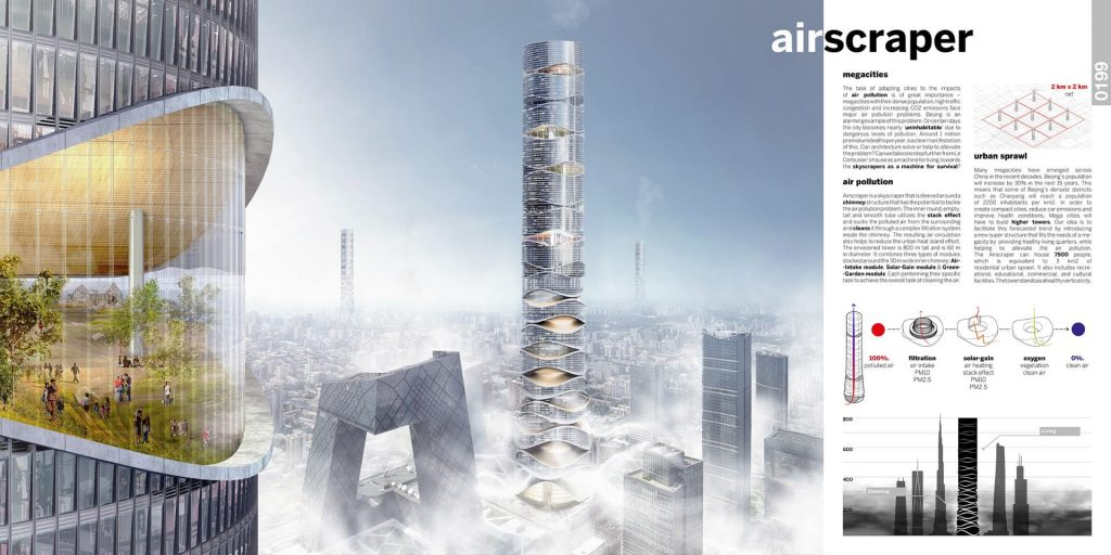 2019 eVolo Skyscraper Competition Winner Has Been Announced!
