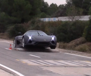APEX ONE Video Shows How Safety Tests For Hypercars Are Done