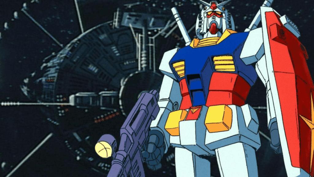 Japan Is Sending Mobile Suit Gundam In Space For Tokyo Olympics