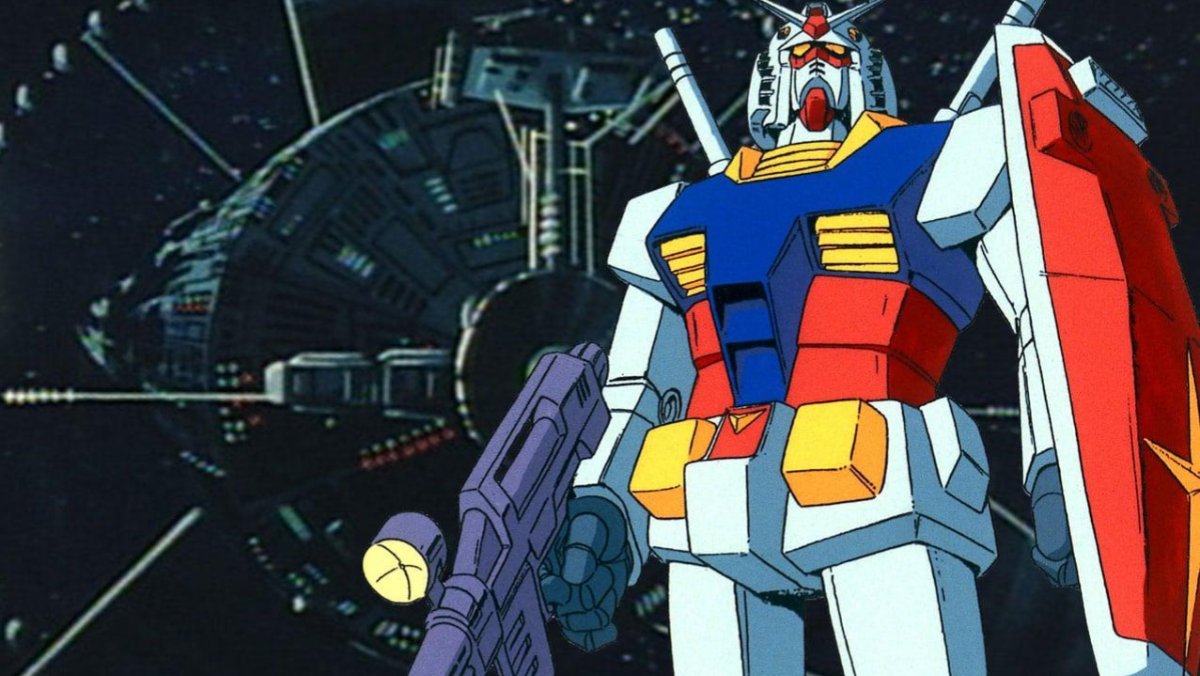 Japan Is Sending Mobile Suit Gundam In Space For Tokyo Olympics