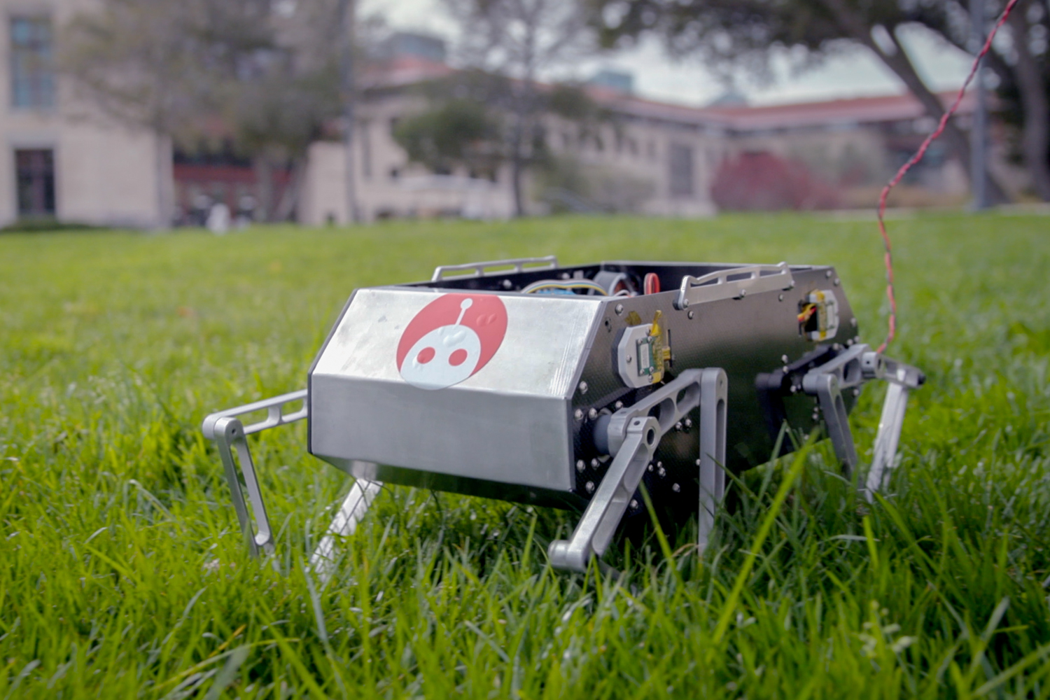 Stanford Doggo Is An Open-Sourced Robot Dog From Stanford University
