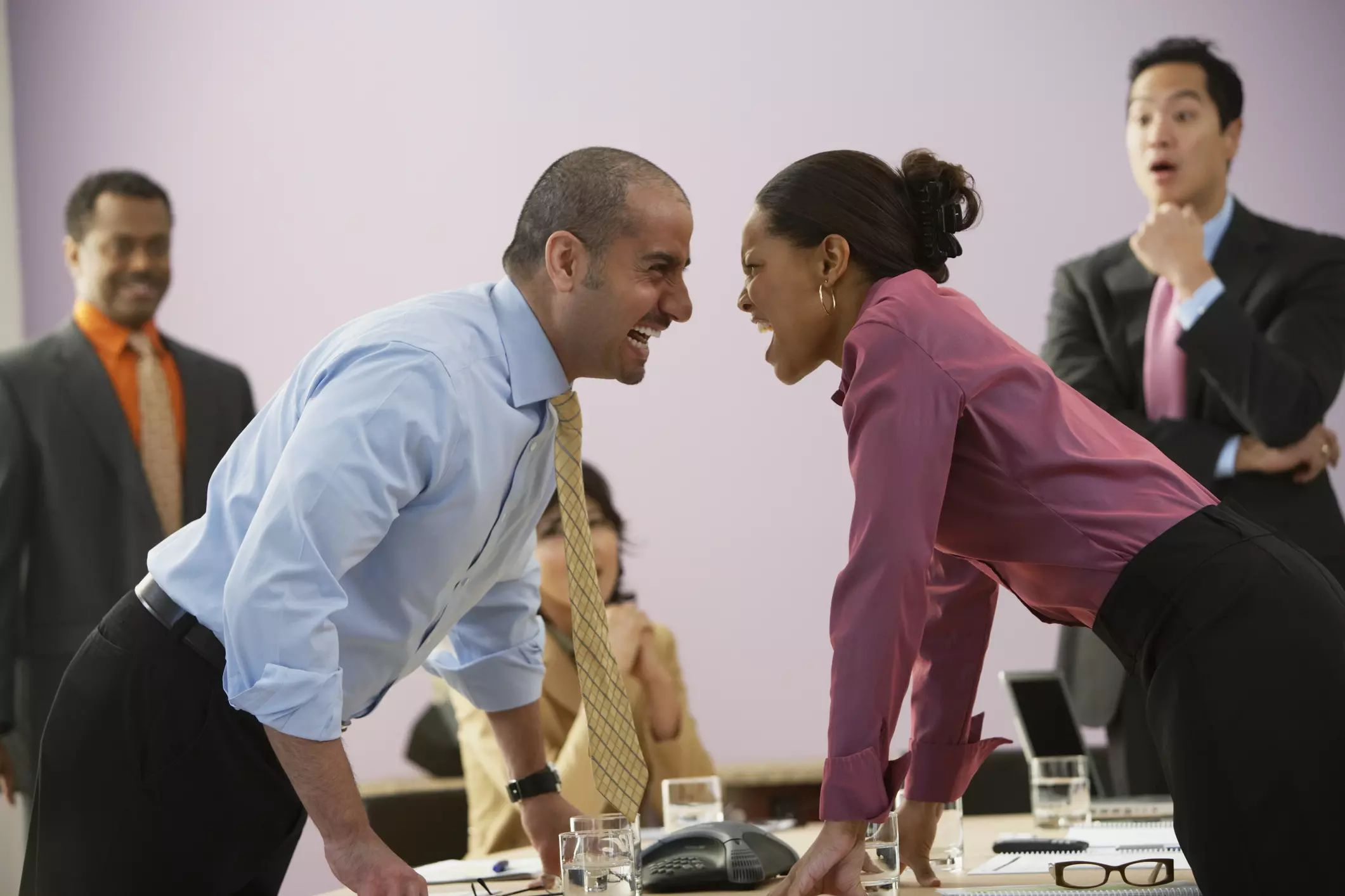 You Can Hire Professional Quarrelers To Argue On Your Behalf